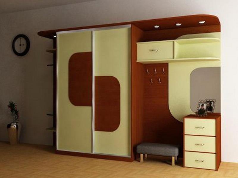 "Шкафы-купе - фотогалерея - студия мебели ""анрико""."