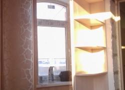 Шкафы-купе в коридор в частном доме в Грязях