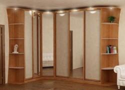 Виды и функционал шкафов-купе